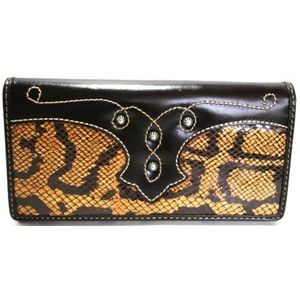 American West Limited Edition Leather Wallet